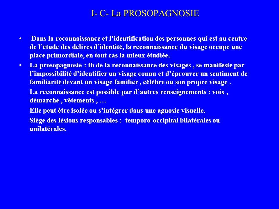 III C - PRISE EN CHARGE 1 – Retentissement sur laidant Importance de lécoute et de la recherche systématique de ces troubles, comme dailleurs lensemble des SPCD.
