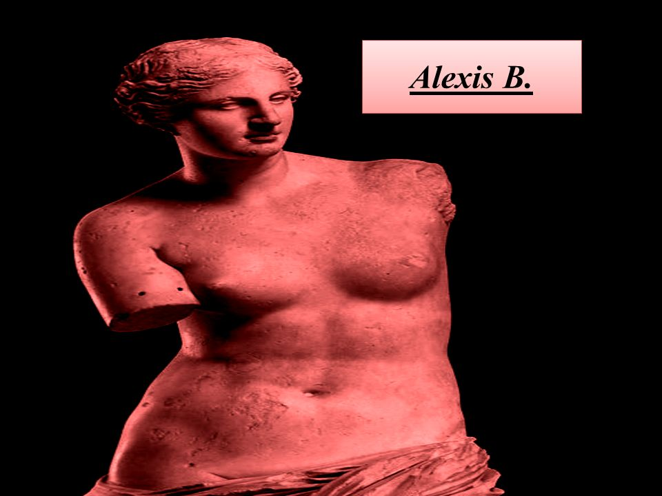 Ceci montre la mort de Cléopâtre, en se suicidant avec un serpent. Elle est dénudée car elle était très sensuelle jusqu'au point de se prostituer. Ale