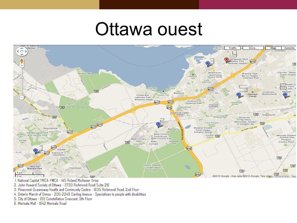 Ottawa ouest