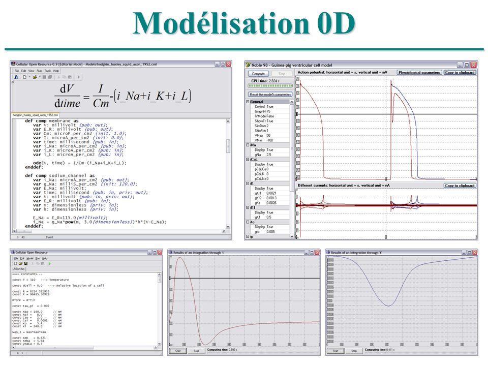 ______________________________ Modélisation 0D