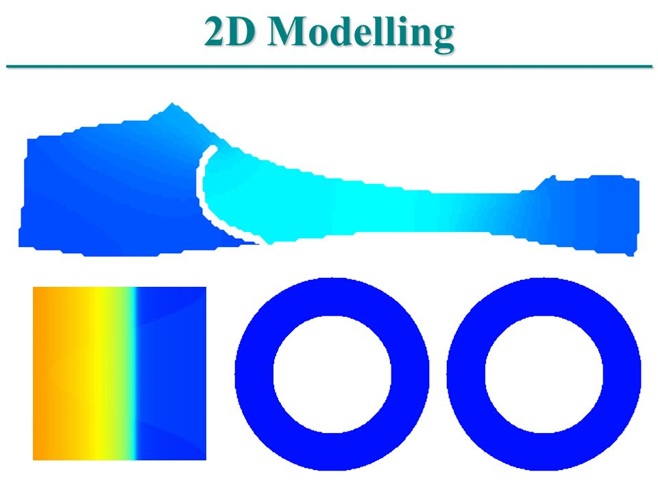 ______________________________ 2D Modelling
