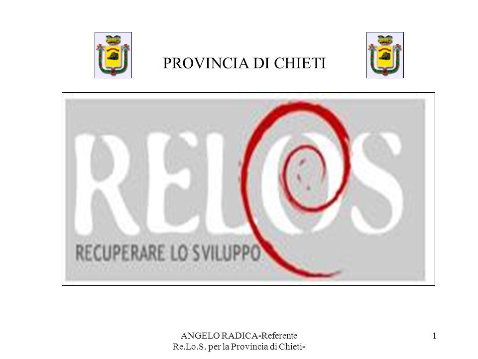ANGELO RADICA-Referente Re.Lo.S.