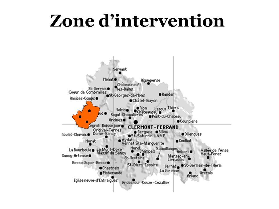 Zone dintervention