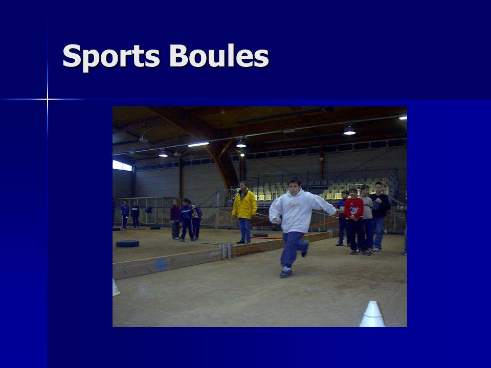 Sports Boules