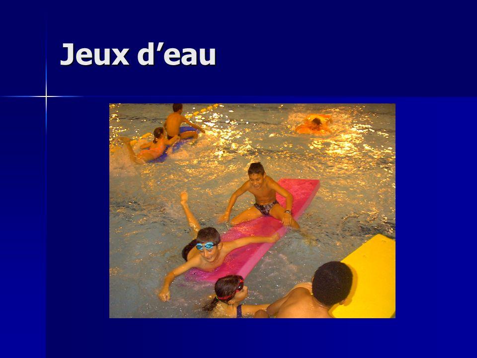 Jeux deau
