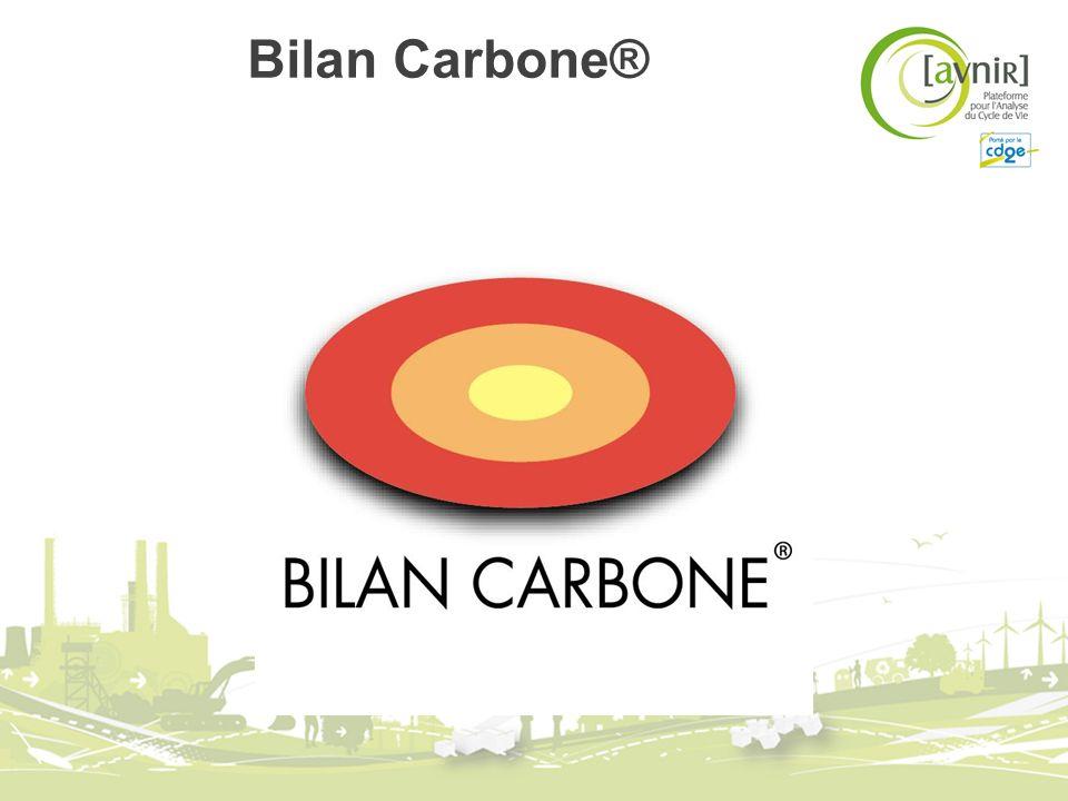 Bilan Carbone®