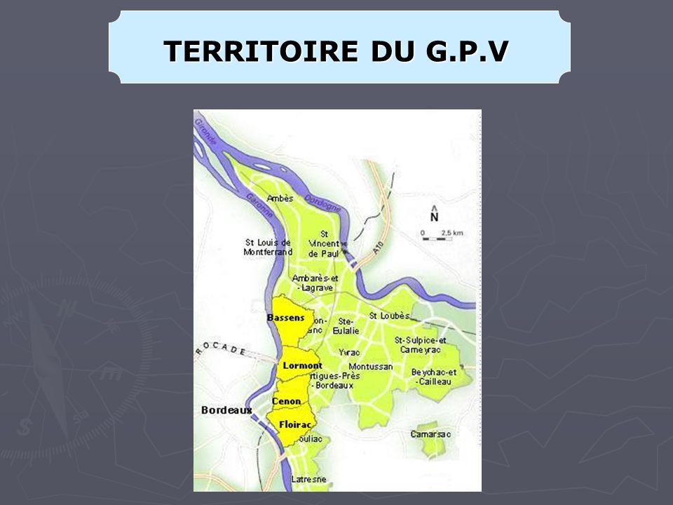 TERRITOIRE DU G.P.V