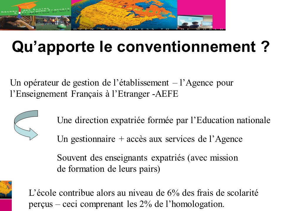 Quapporte le conventionnement .