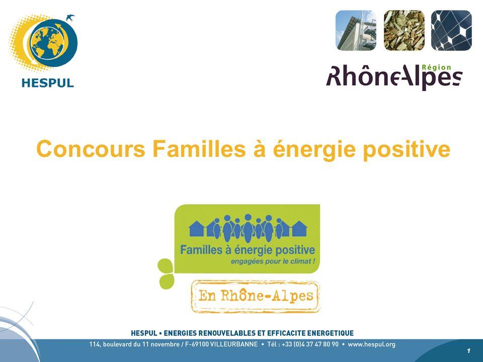 1 1 Concours Familles à énergie positive