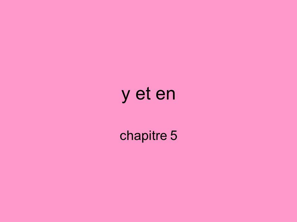y et en chapitre 5