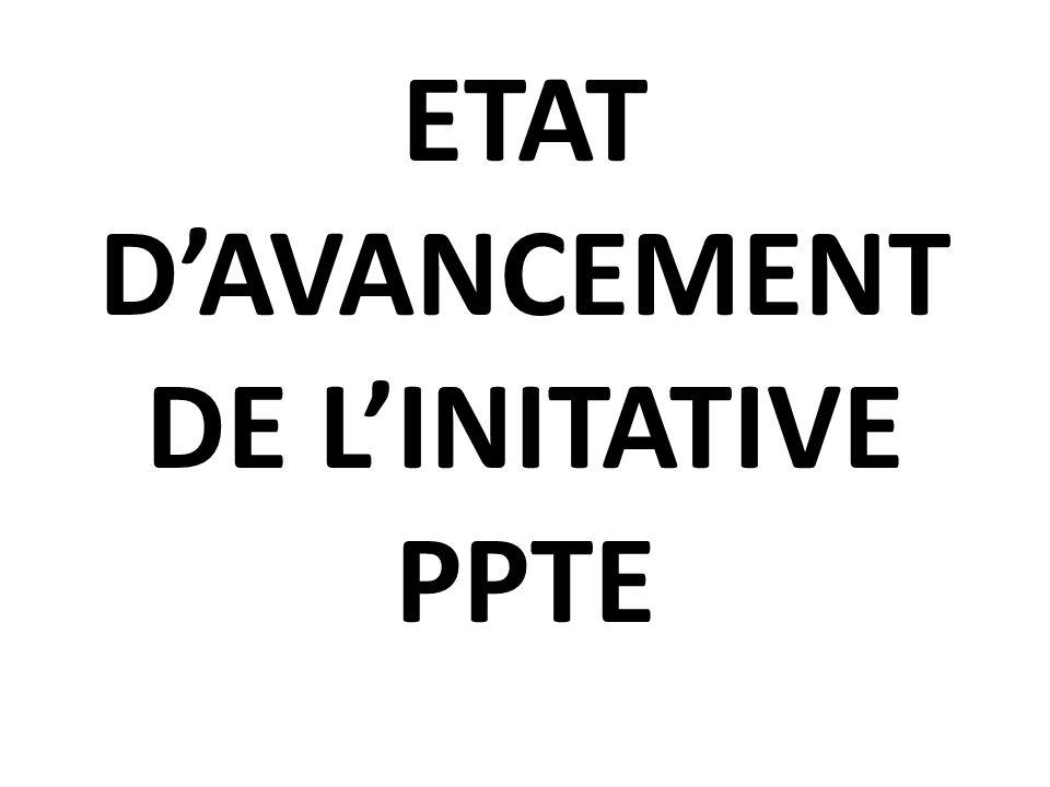 Rappel Atteinte du point de decision : mars 2009 - Signature des accords avec les clubs de Paris et de Londres.