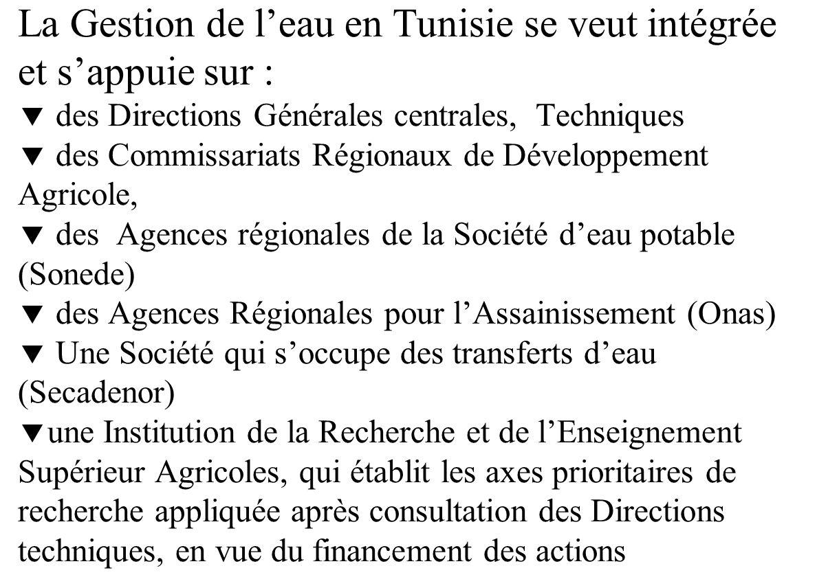 Le Ministère de lEnvironnement: est en charge entre autres, des études dimpact, de la surveillance de lenvironnement des systèmes qui utilisent leau e