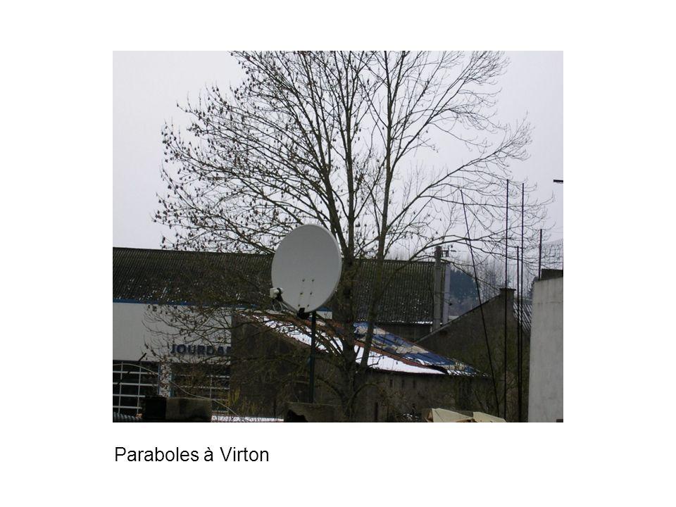 Paraboles à Virton