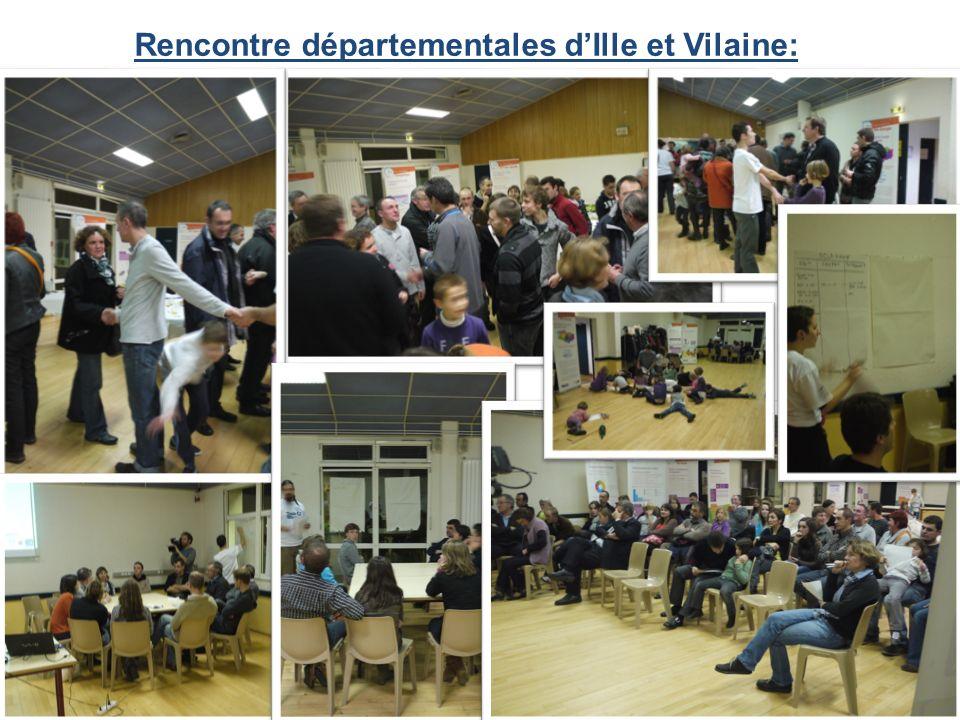 Rencontre départementales dIlle et Vilaine: