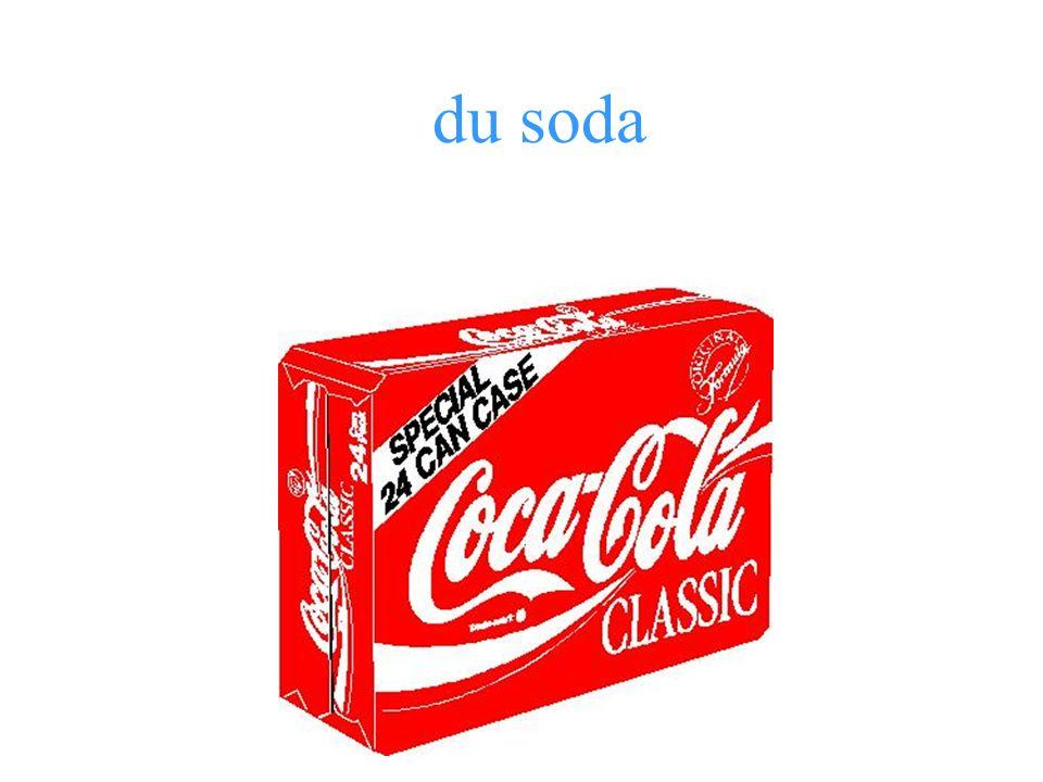 du soda