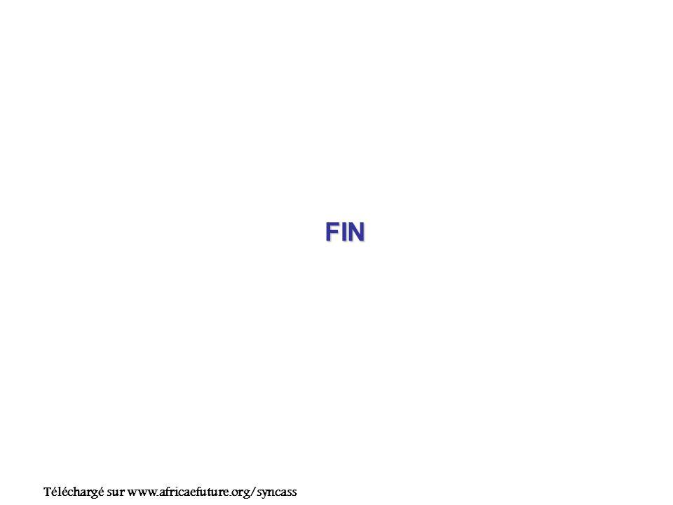 FIN FIN Téléchargé sur www.africaefuture.org/syncass