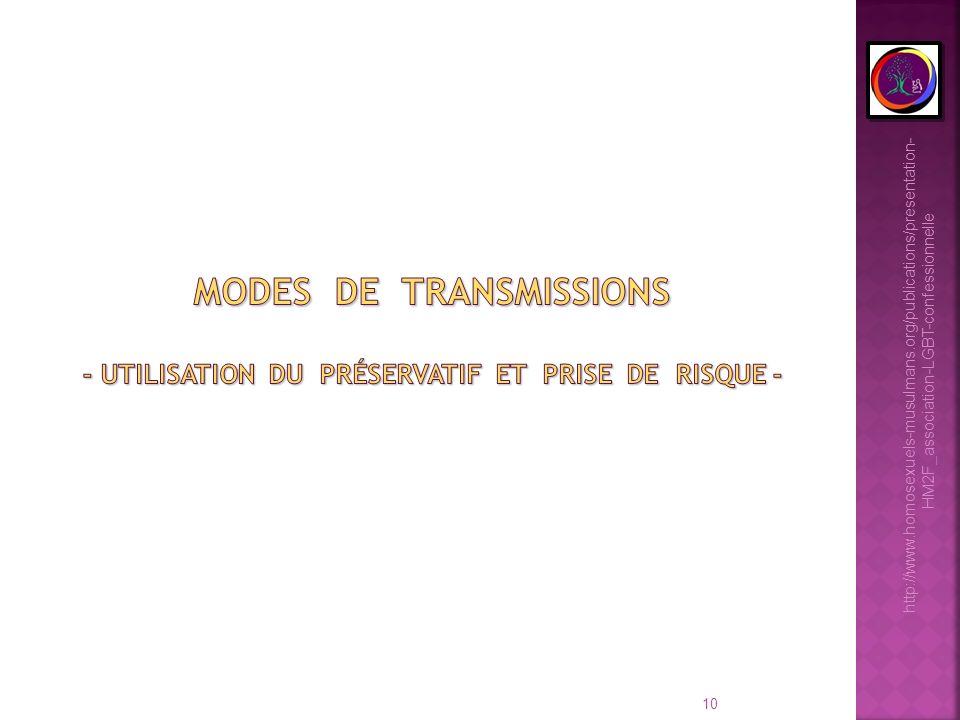 10 http://www.homosexuels-musulmans.org/publications/presentation- HM2F_association-LGBT-confessionnelle