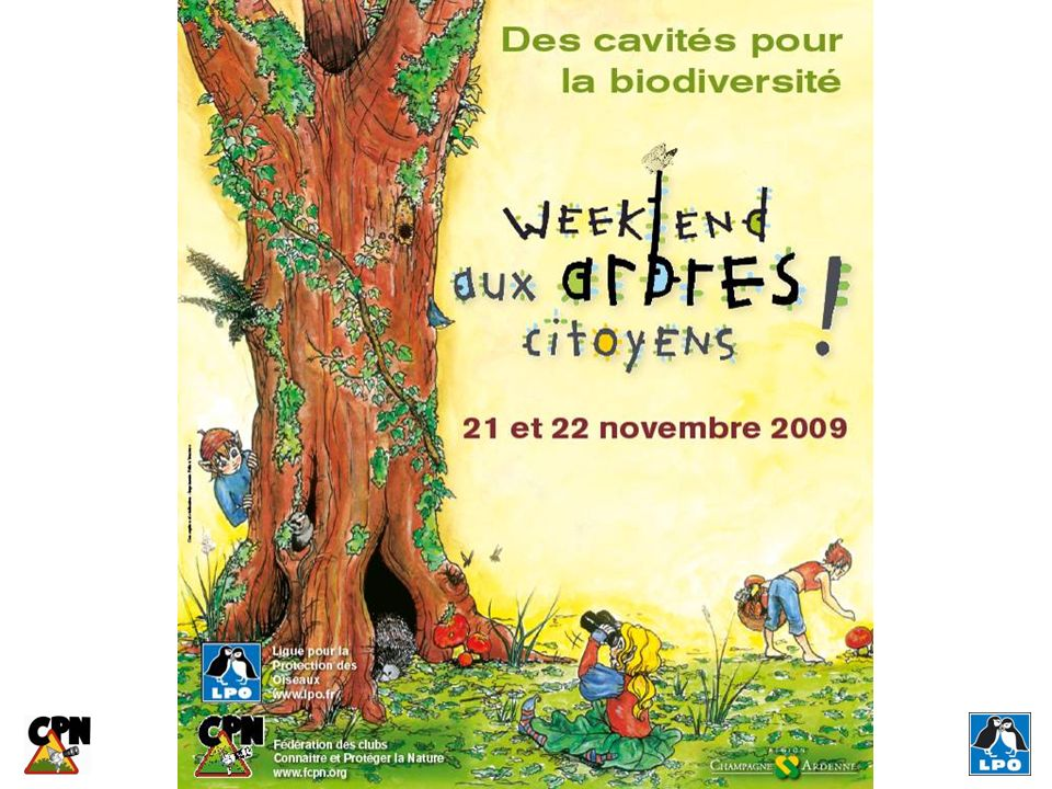 Week-end « Aux arbres, citoyens .