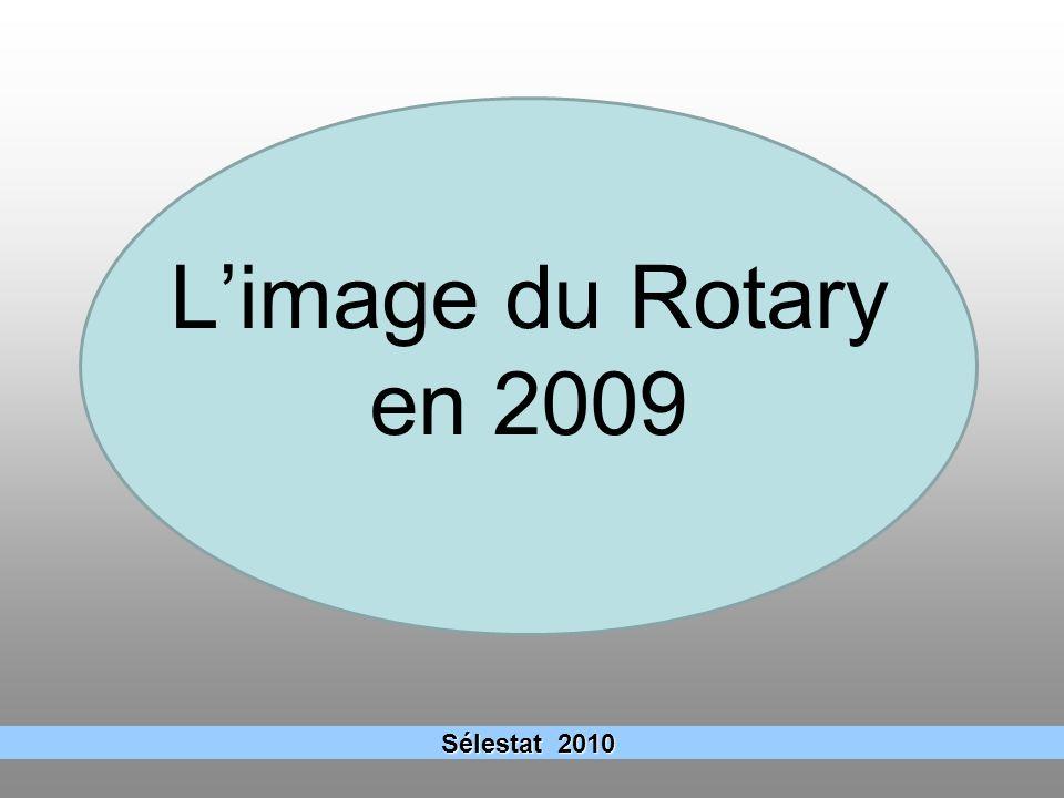 Limage du Rotary en 2009 6 Sélestat 2010