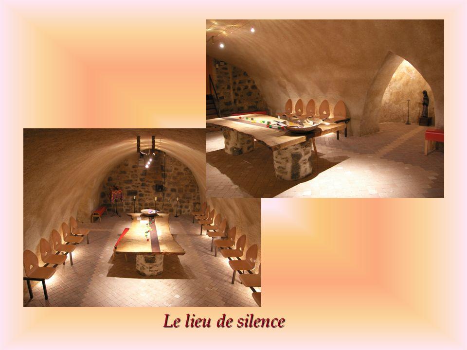 Le lieu de silence