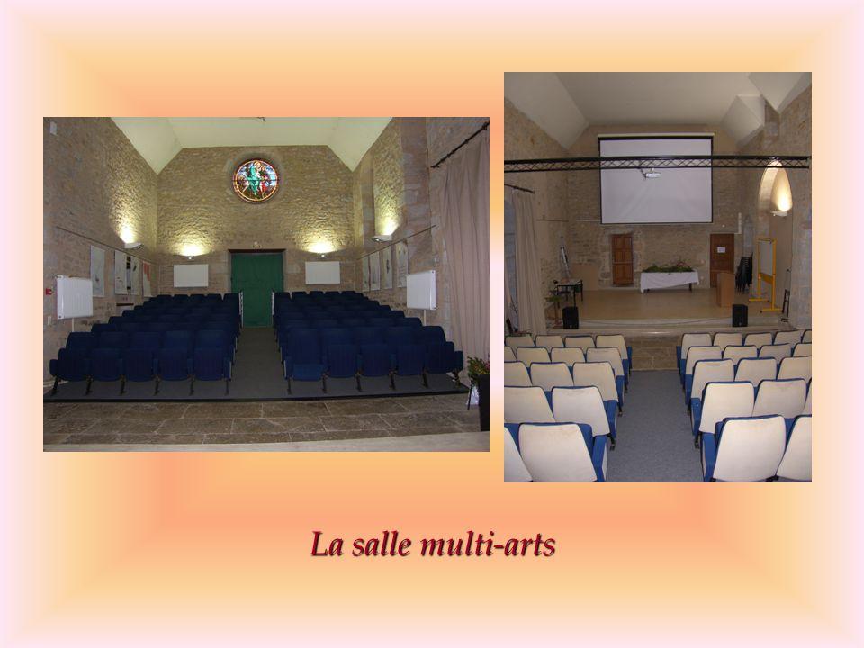 La salle multi-arts
