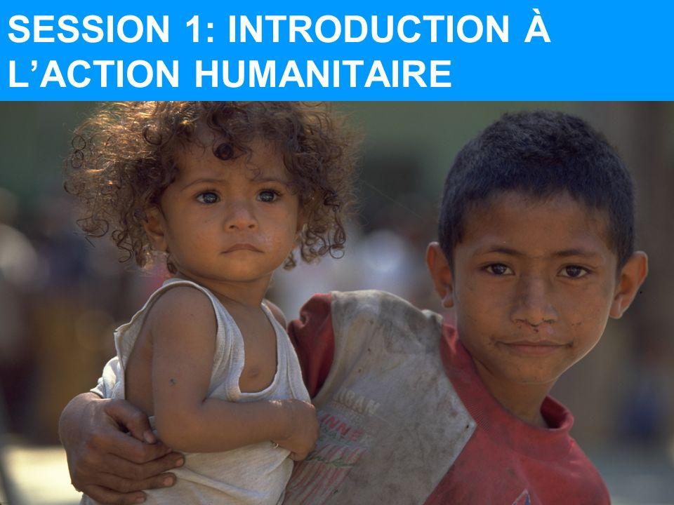 IDÉE FAUSSE « Je ne peux pas parler des droits humains maintenant, jai une situation d urgence sur les bras .