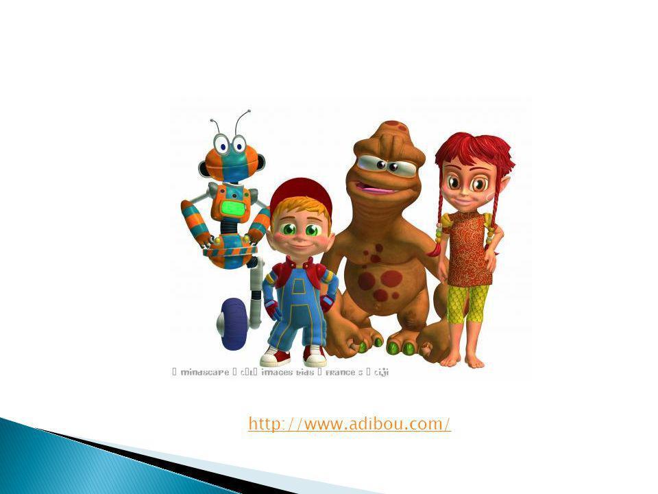 Les jeux : Adiboudchou soigne les animaux Adibou et les saisons magiques Adibou lîle volante (Nature et sciences 4-7 ans) (ex.