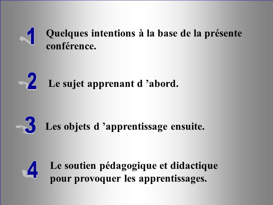 Dans l école de demain, les enseignantes et les enseignants de français langue seconde, comme leurs collègues, vivront dans une organisation scolaire divisée en cycles d apprentissage.