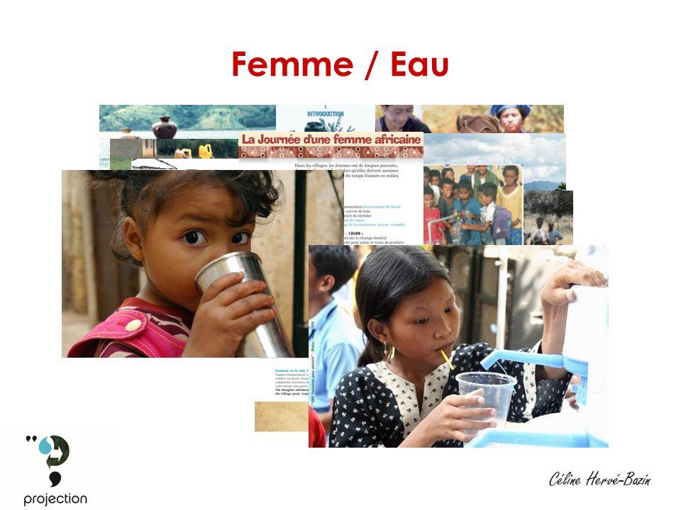 Femme / Eau