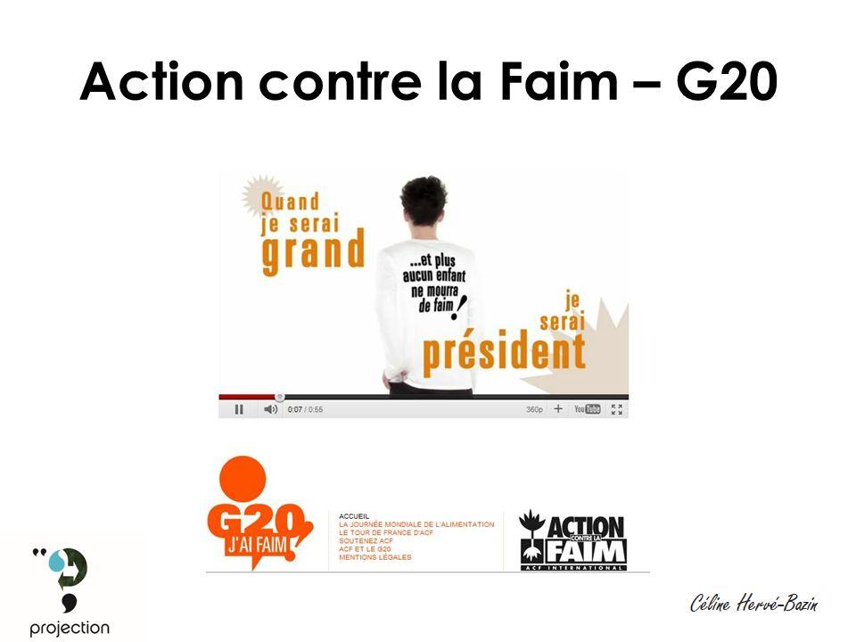 Action contre la Faim – G20