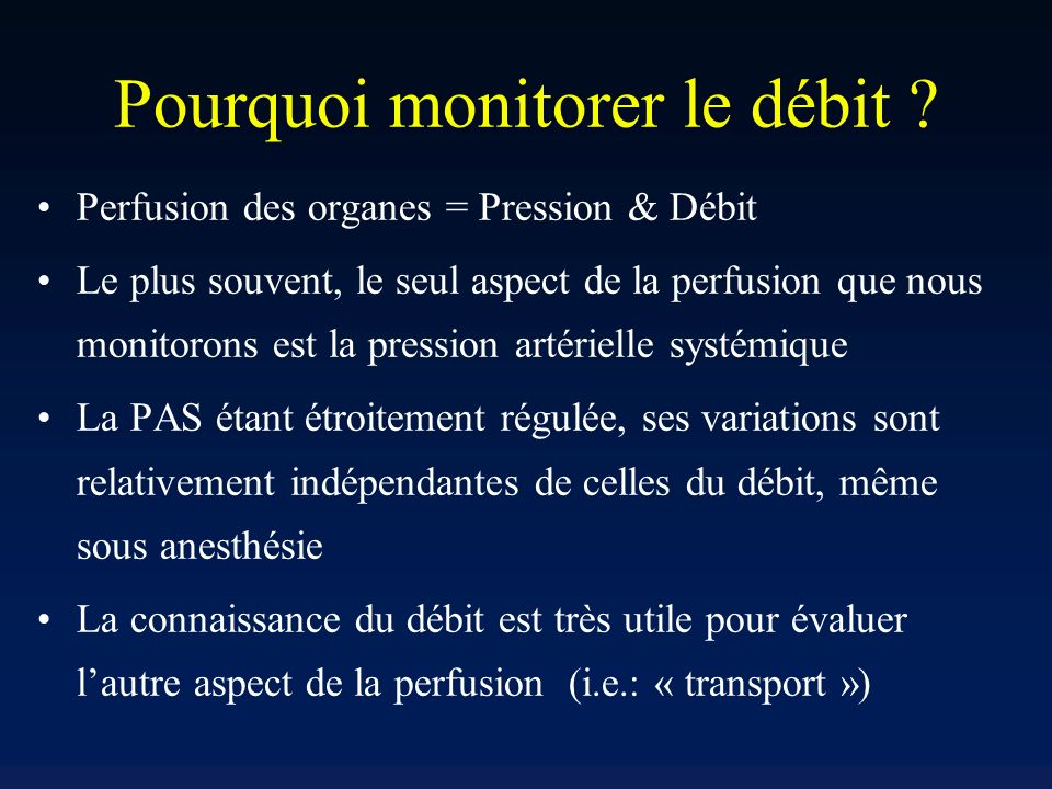 Nouvelles techniques de monitorage hémodynamique: NICO, Doppler Œsophagien, & PiCCO Bernard CHOLLEY Département dAnesthésie-réanimation Hôpital Laribo