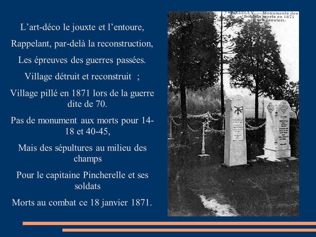 En 1988, une reconstitution Est venue rappeler cette tradition.