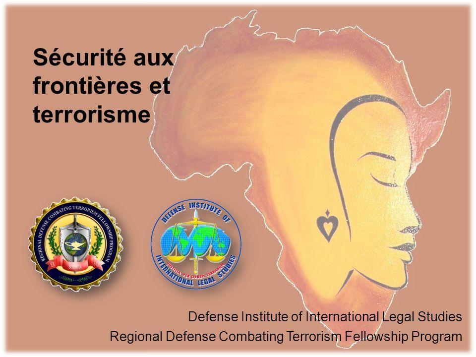 Coopération régionale et internationale A participé dans des programmes de formation pour renforcer les capacités de ses forces militaires et de ses forces de sécurité 62 VI.