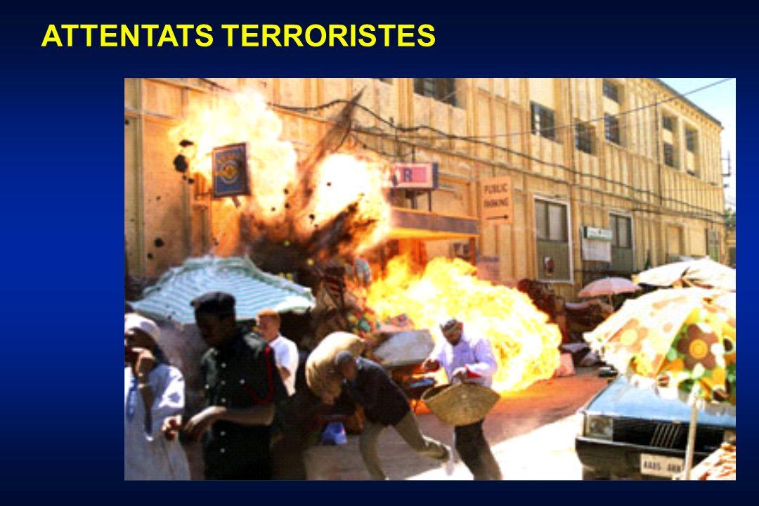 ATTENTATS TERRORISTES