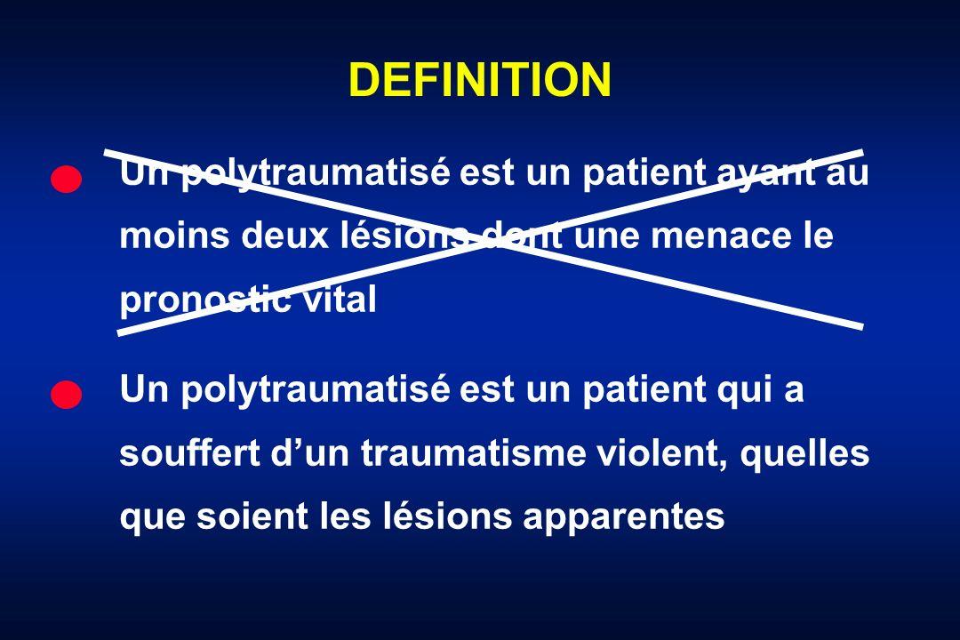 Graduation des centres Niveau 1 Niveau 2 Niveau 3 (non !) Transferts entre centres Neuroréanimation