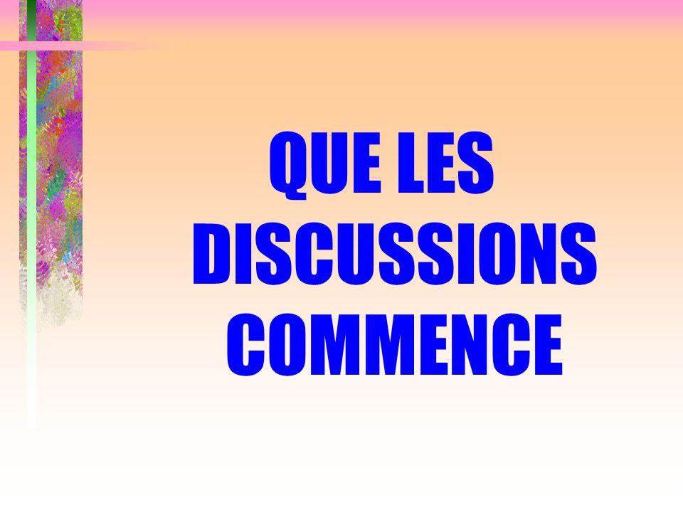 6. CONCLUSIONS DEUXIEME GENERATION BON MAUVAIS PREMIERE GENERATION