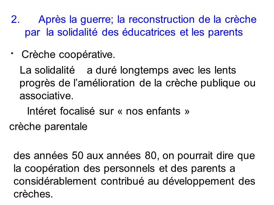 IV.Exemples de collaboration entre personnels et parents.