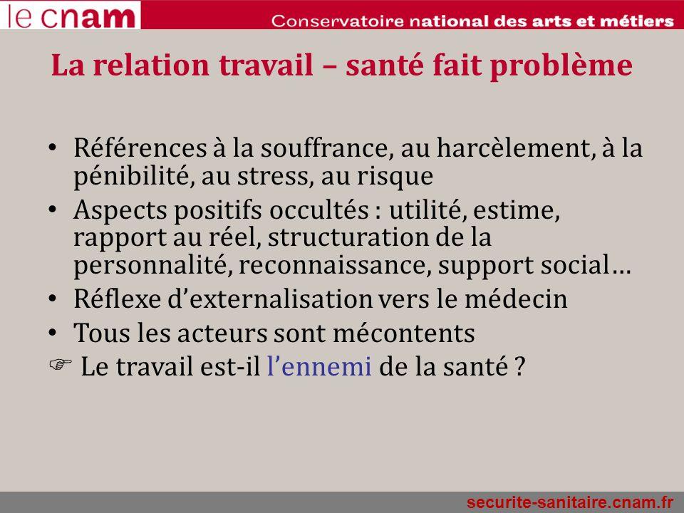 securite-sanitaire.cnam.fr Dépasser la conformité réglementaire Les entreprises françaises sous-estiment encore ce potentiel humain quelles ont tendance à percevoir surtout comme un coût, le fameux « coût du travail ».