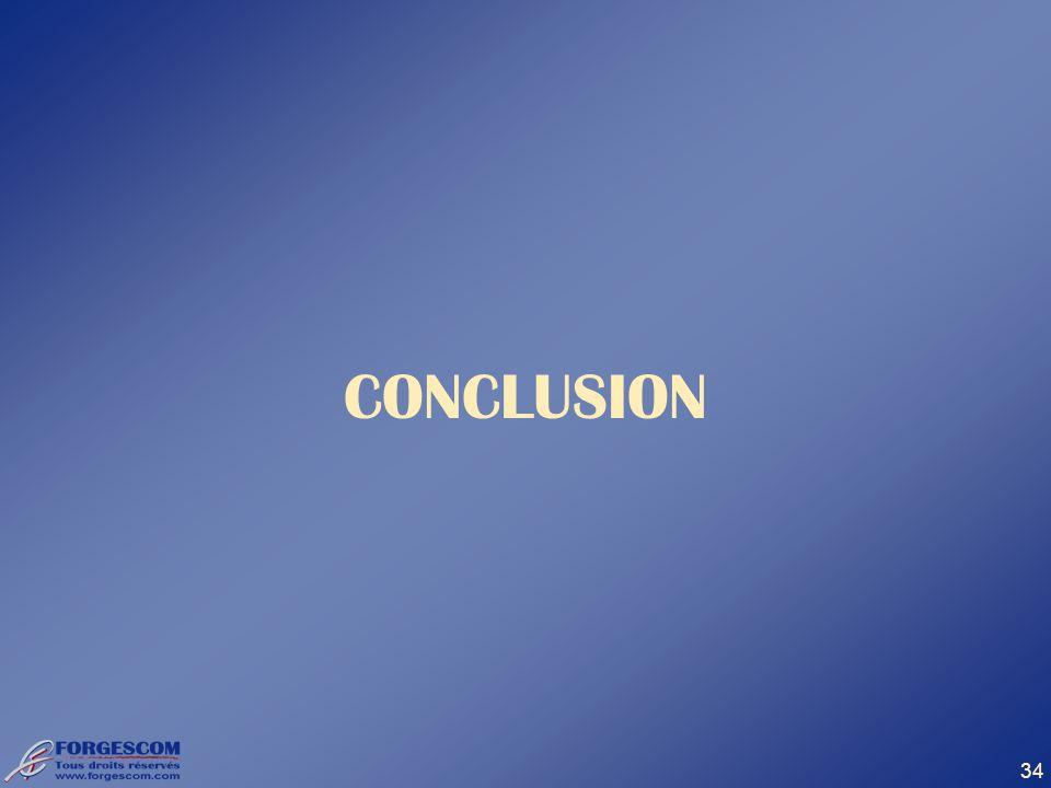 34 CONCLUSION