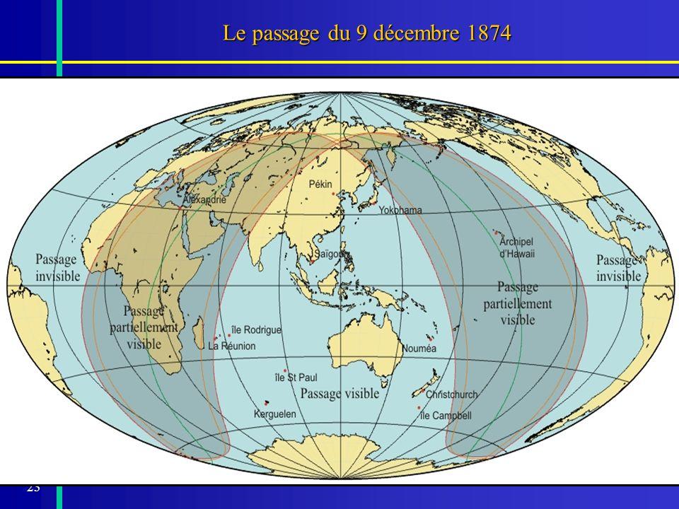 23 Le passage du 9 décembre 1874