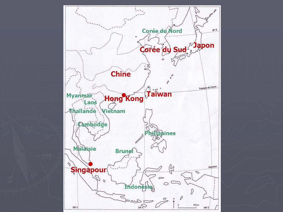 Europe Asie du Sud-Est Asie de lEst Asie du Sud