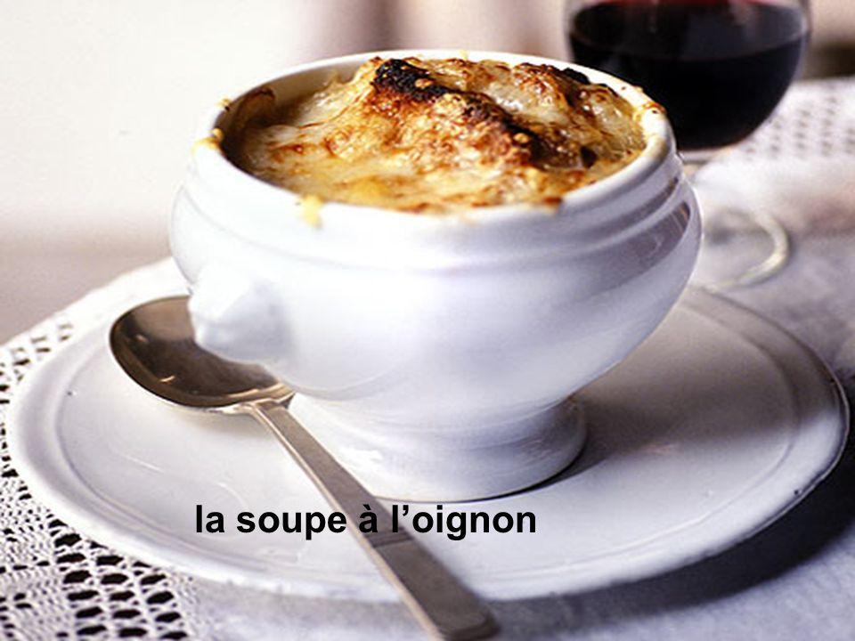 la soupe à loignon