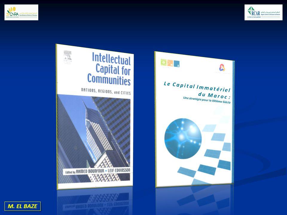 M. EL BAZE Le Capital Immatériel du Maroc : Une stratégie pour le XXIème Siècle