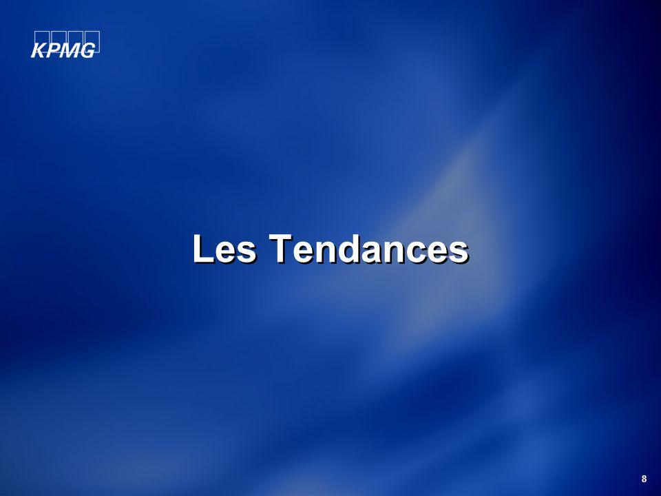 8 Les Tendances