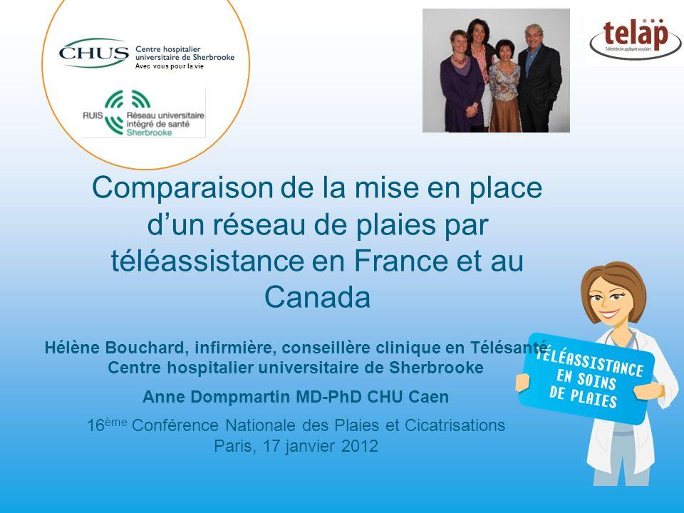 En France...L IDE peut initier et/ou modifier un soin de plaie avec l accord du MG (13/04/2007).