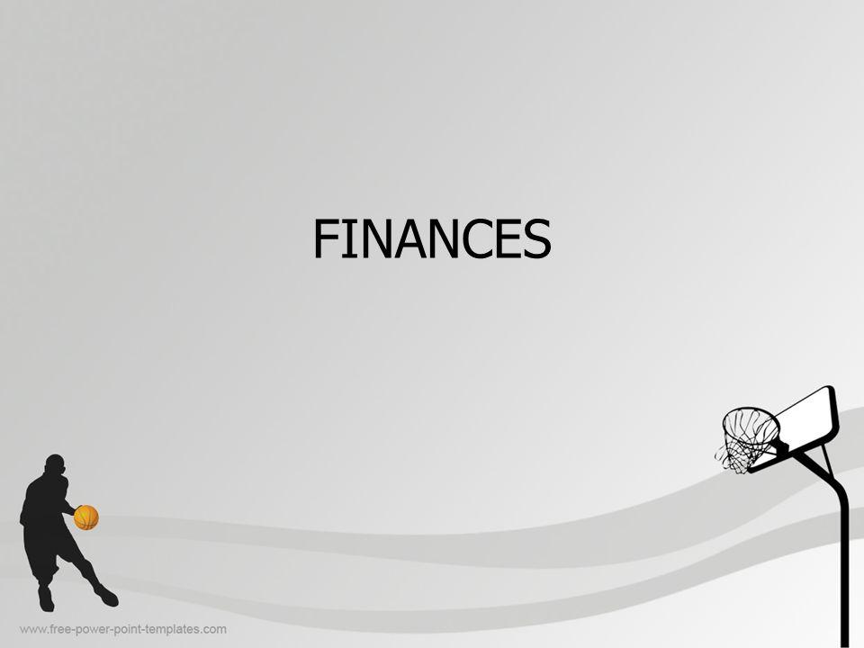Bilan financier 2012-13
