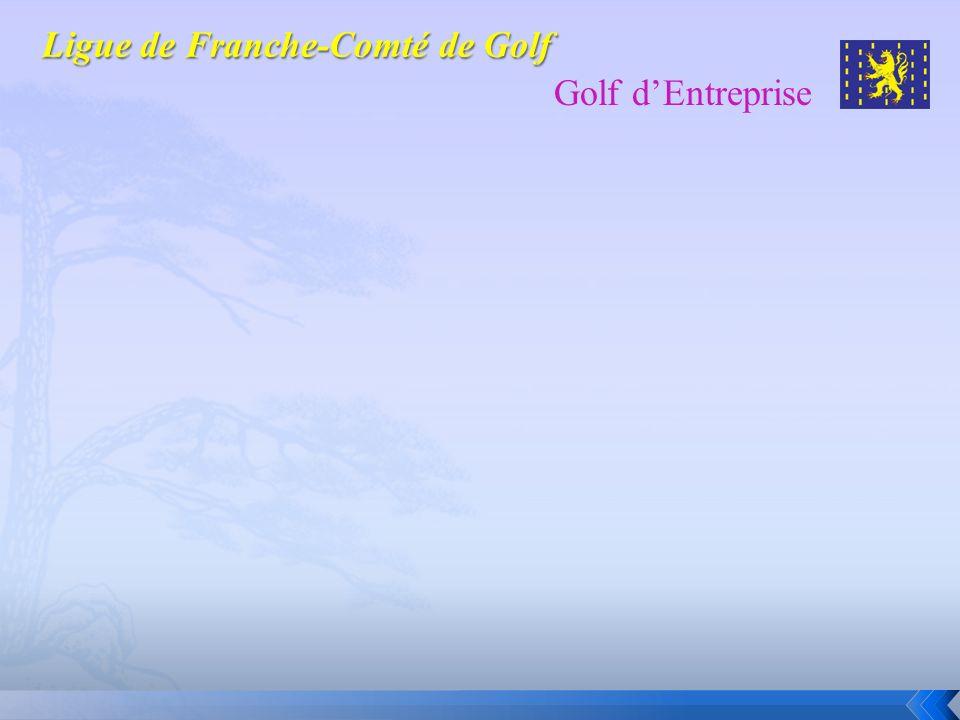 Golf dEntreprise ASSOLARI Bernard BAILLS Alexandre BARZYK-BROMMER Jean-Michel BELLO R é my BERBEY Elisabeth BERBEY Yves BESANCON Jean-Claude BEZAULT F