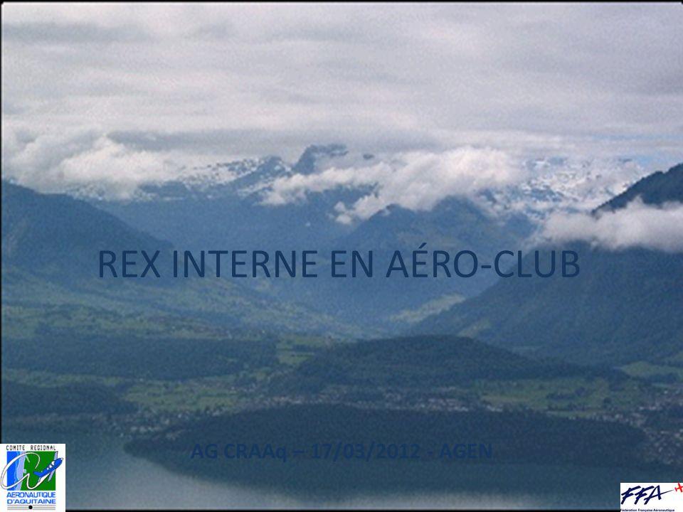 REX INTERNE EN AÉRO-CLUB AG CRAAq – 17/03/2012 - AGEN