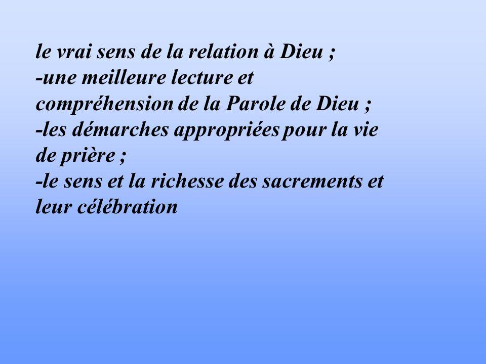 La liberté dexpression et de culte promue par louverture démocratique a favorisé la prolifération de nouveaux mouvements religieux.