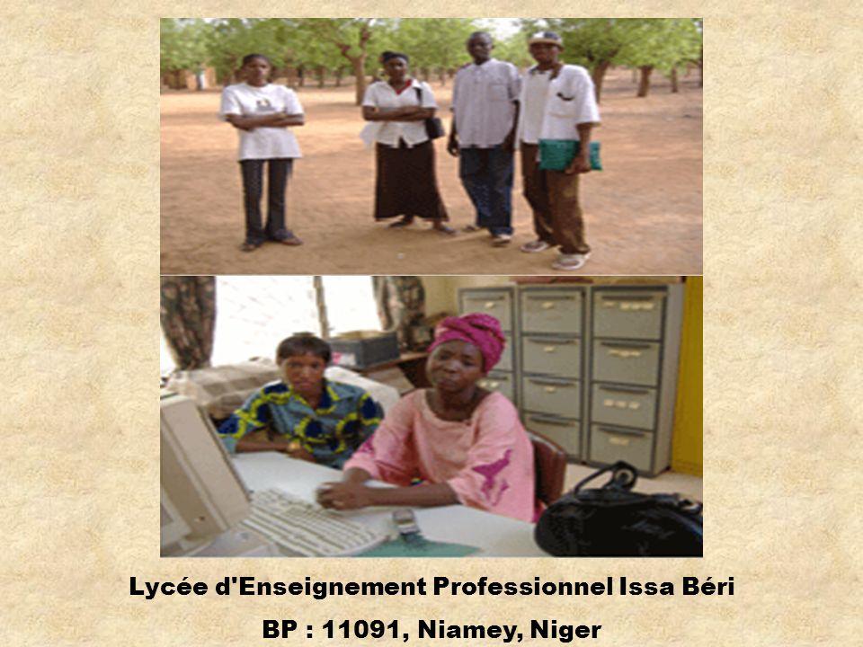- La situation socio-économique des enseignants les empêche de remplir convenablement leur mission.